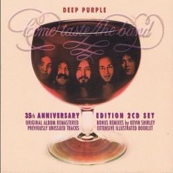 Deep Purple - Come Taste The Band (35th Anniversary Edition 2CD)