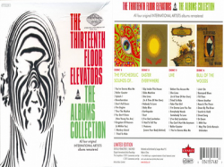 13th Floor Elevators - The Albums Collection (4CD Box Set)