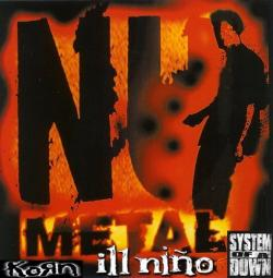 VA - NU Metal (Vol. 1 - 4)