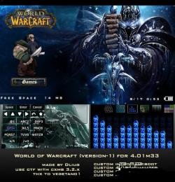 [PSP] Warcraft PSP Online 1.6 [Релиз от rs-console]