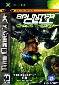 [Xbox] Tom Clancy's Splinter Cell: Chaos Theory