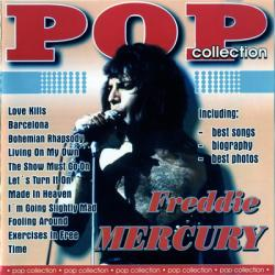 Freddie Mercury - Pop Collection