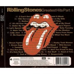 Rolling Stones - Greatest Hits Part 1-2. 4 CD