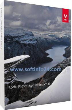 Adobe Photoshop Lightroom CC 2015.12 (6.12) RePack by KpoJIu