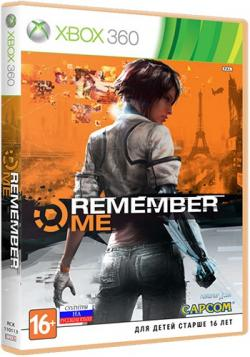 [Xbox 360] Remember Me (LT+3.0)