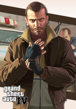 GTA 4 / Grand Theft Auto IV in style GTA V [RePack oт JohnMc]