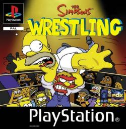 [PSX-PSP] The Simpsons Wrestling [FULL] [RUS]