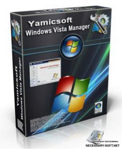 Yamicsoft Windows Vista Manager 4.1.0 Final 32-bit/64-bit