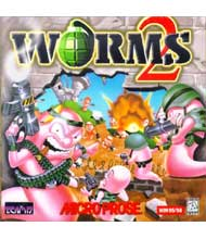 Worms 2 portable (1998)