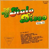 VA - The Best of Italo disco