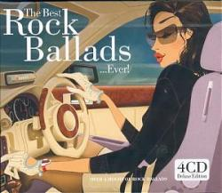 The Best Rock Ballads Ever (4 CD) (2007)