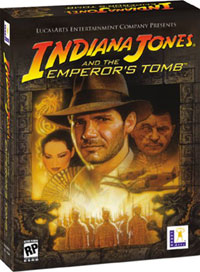 Indiana Jones and the Emperor's Tomb Индиана Джонс и гробница императора (2003)