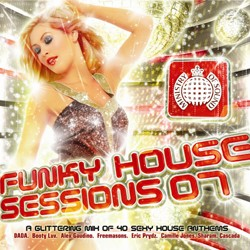 Va - Ministry Of Sound - Funky House Sessions (2007)