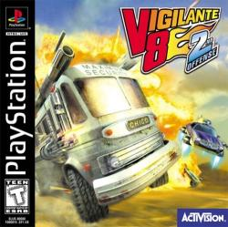 [PSone] Vigilante 8: Second Offense (1999)