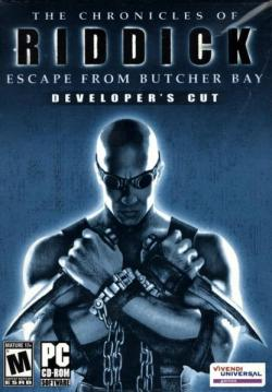 Хроники РиддикаThe Chronicles of Riddick: Escape from butcher bay (2004)