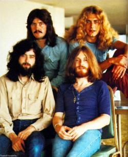 Led Zeppelin - Discography