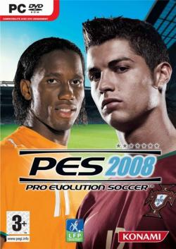 Pro Evolution Soccer 2008 - FAIRLIGHT (2007)