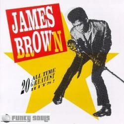James Brown (20 All Time Greatest Hits)