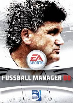 FIFA MANAGER 2008 - FLT / 3D / Strategy (2007)