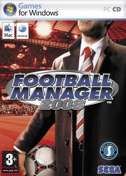 Football Manager 2008 - CLONECD (2007)