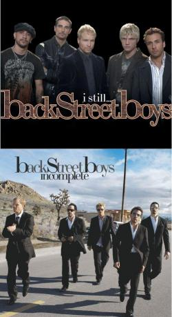 Backstreet Boys - Incomplete, I Still