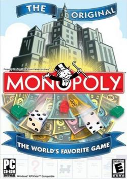 Monopoly by Parker Brothers (2007)