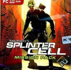 Tom Clancy s Splinter Cell Mission Pack (2003)