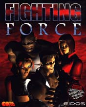 [PSone] Fighting Force