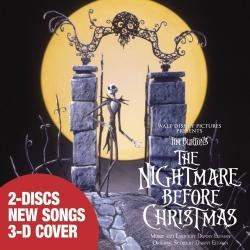 The Nightmare before Christmas Soundtrack by Danny Elfman (2006) (2006)