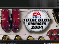 Total Club Manager 2004 (2003)