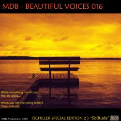 [MDB] BEAUTIFUL VOICES 016 (SCHILLER SPECIAL PART 2) (2007)