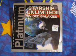 Starships Unlimited: Divided Galaxies -