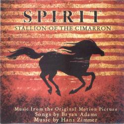 OST Спирит-дух прерий/OST Spirit Stallion of The Cimarron (192 kbps) (2002)