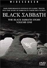 BLACK SABBATH/The Black Sabbath Story - Volume One