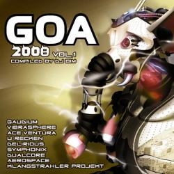 VA - GOA 2008 Vol 1 Compiled By DJ Bim-2CD-2008 (2008)
