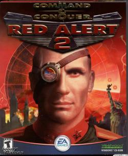 Red Alert 2 (2002) [оба диска]