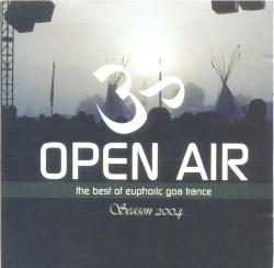VA - OPEN AIR - The Best Of Euphoric GOA Trance - Season 2004 (2004)