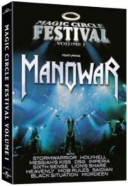 Manowar - Magic Circle Festival. Volume 1