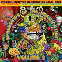 VA - Raja Ram presents SPACESHIPS OF THE IMAGINATION VOL.2 (2004) (2004)