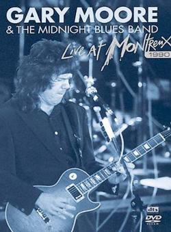 Gary Moore The Midnight Blues Band - Live at Montreux