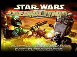 [PSone] Star Wars Demolition