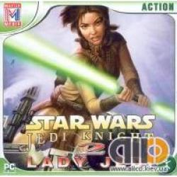 Star Wars: Jedi Knight 2: Lady Jedi (2004)