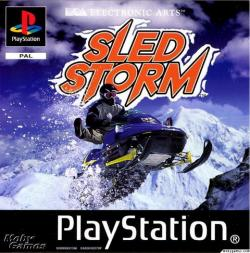 [PS1] Sled Storm (1999)