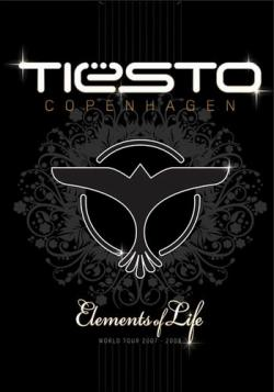 DJ Tiesto - Elements Of Life (2008) DVDRip