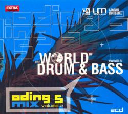The World Of Drum And Bass 2008 mixed by Oding.S (2008)