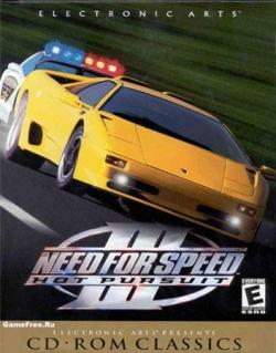 Need For Speed 3 Hot Pursuit (1998)