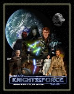 Star Wars: Jedi Knight - Jedi Academy: Knights of the Force (2008)