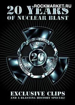 20 Years of nuclear blast DVD1