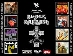 [AUDIO-DVD] BLACK SABBATH - BLACK BOX (1970-1978) [5.0 DTS 24/48]