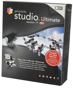 Pinnacle Studio update 11.1.2 Build 5231 + Studio 11 10.8 Disc Export Patch (2008)